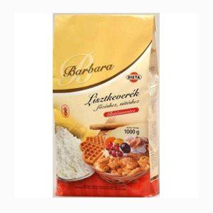 Barbara gluténmentes lisztkeverék sütéshez