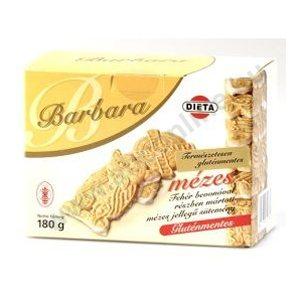 Barbara gluténmentes mese mézes étcsoki talppal
