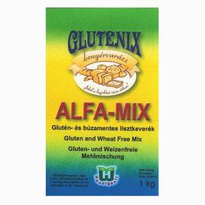 Glutenix Alfa Mix Gluténmentes liszt /Kenyérvarázs