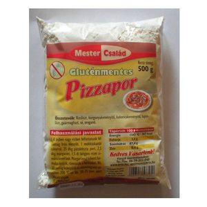 Mester gluténmentes pizzapor