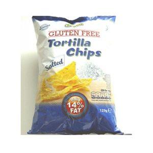 Tortilla chips-sós