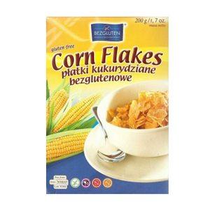 Bezgluten cornflakes