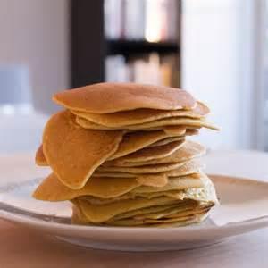 pancake csicseriborsóból
